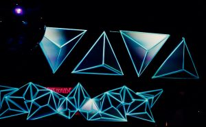 Video Mapping Show